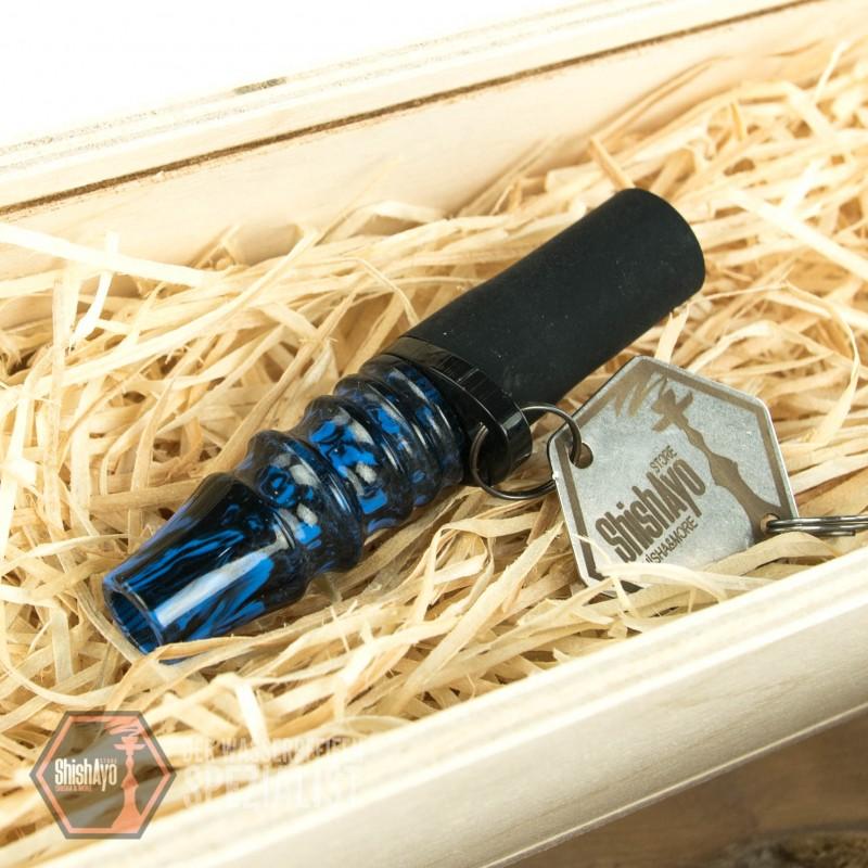 - ShishAyo Hygienemundstück Blau
