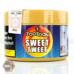 TooToon Tobacco • Sweet Tweet 200gr.