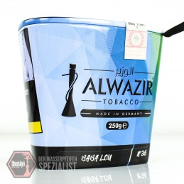 ALWAZIR- No.36 Baba Lou 250g