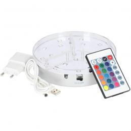 Eclipse LED Untersetzer 20cm