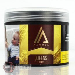 AAMOZA Tobacco- Queens 200gr.