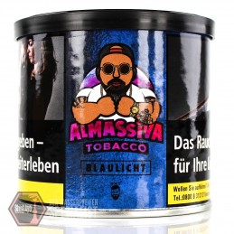Almassiva Tobacco • Blaulicht 200 gr.