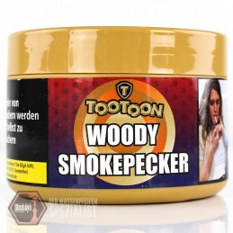 TooToon Tobacco • Woody Smokepecker 200gr.