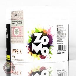Zomo Tobacco • Hype X 200gr.