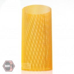 Schutzgitter Gold gefärbt