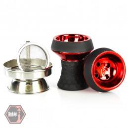 Nizo Steinkopf Set Rot