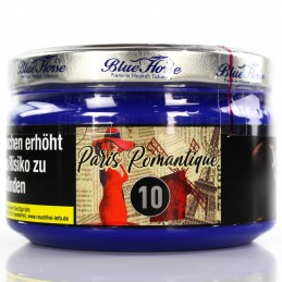Blue Horse Tobacco • Paris Romantique 200gr.