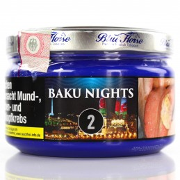 Blue Horse- Baku Nights 200gr.