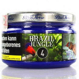 Blue Horse- Brazil Jungle...