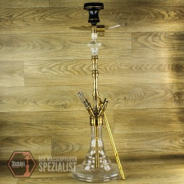 The Hookah - THE HOOKAH PERFORMANTE GOLD