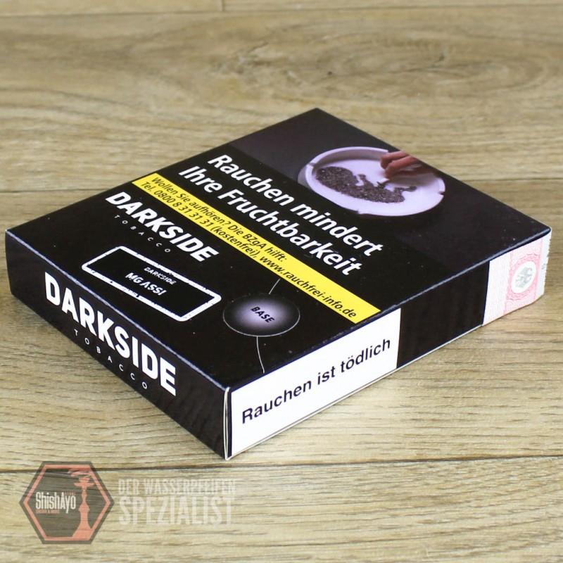 Darkside Tobacco • Base MG ASSI 200 gr.