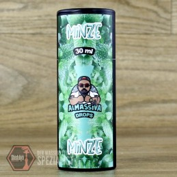 Almassiva Tobacco • Drops 30 ml Minze