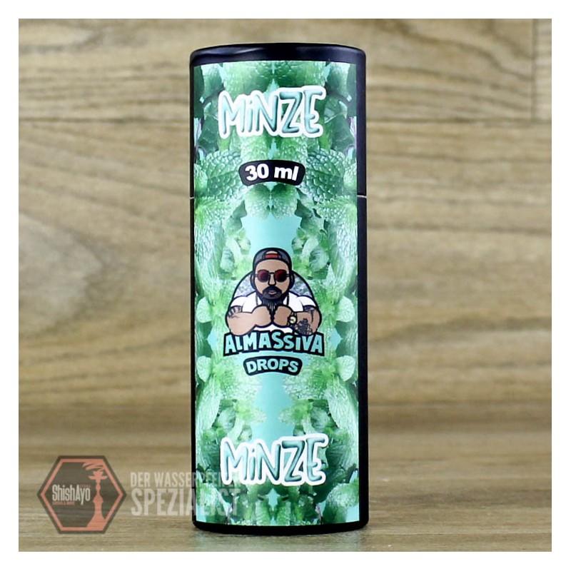 Almassiva Tobacco • Drops 30 ml Minze