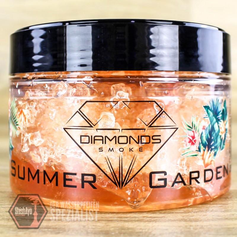 Diamonds Smoke • Summer Garden 250gr.