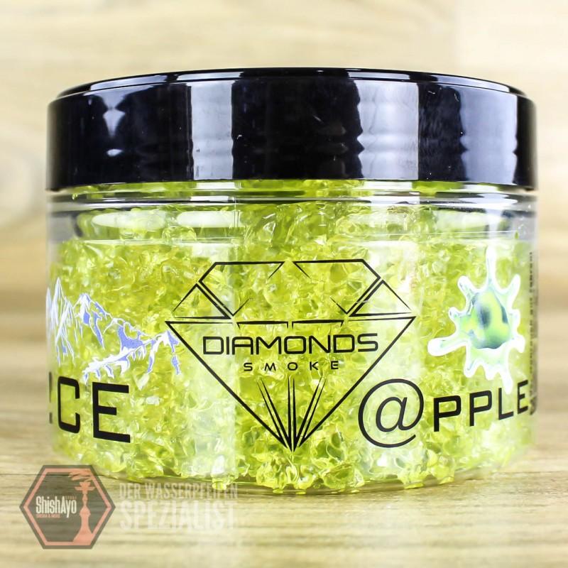 Diamonds Smoke • !ce @pple 250gr.