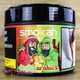 Smokah - Smokah Tobacco Double Arabics 200g