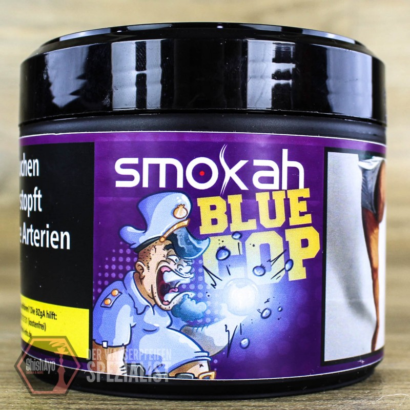 Smokah - Smokah Tobacco Blue Cop 200g