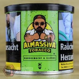 Almassiva Tobacco - AlMassiva Tobacco- Handgemacht & Illegal 200 gr.