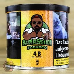 Almassiva Tobacco - AlMassiva Tobacco- 4B Eine Familie 200 gr.