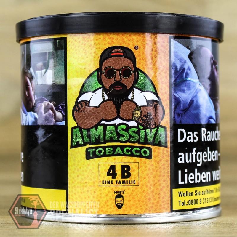 Almassiva Tobacco • 4B Eine Familie 200 gr.