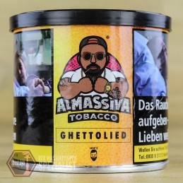 Almassiva Tobacco - AlMassiva Tobacco- Ghettolied 200 gr.