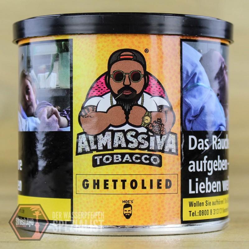 Almassiva Tobacco • Ghettolied 200 gr.