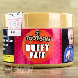 TooToon Tobacco - TooToon Tobacco- Duffy Paff 200gr.