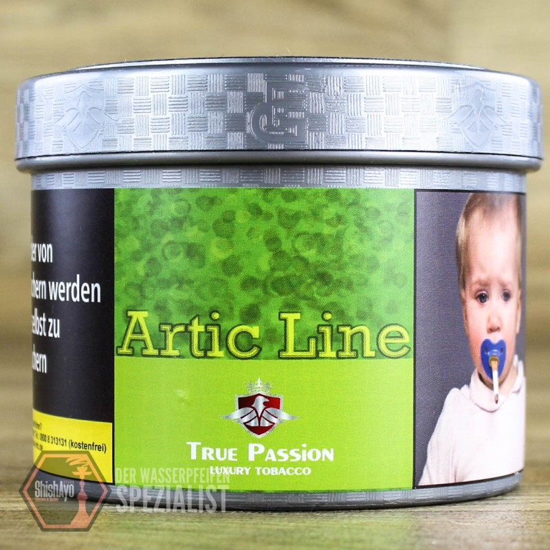 True Passion • Arctic Line 200 gr.