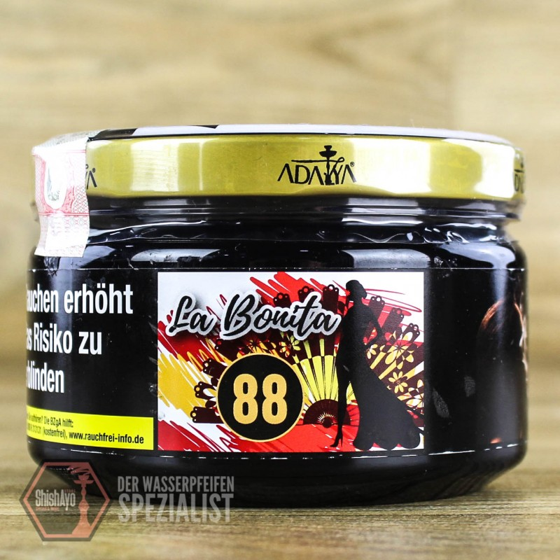 Adalya Tobacco • La Bonita (88) 200 gr.