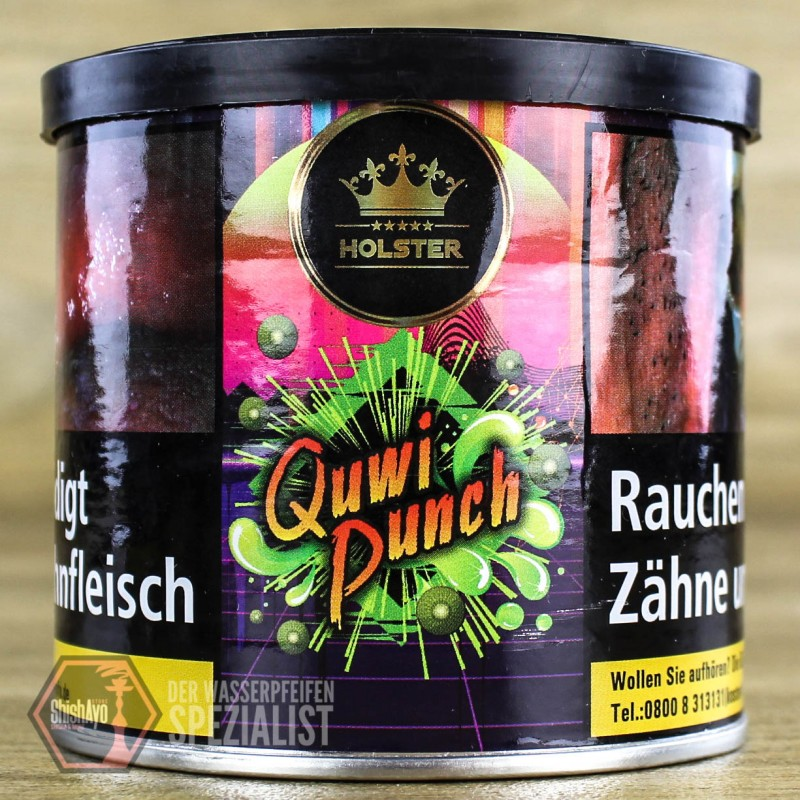 Holster Tobacco - Holster Tobacco- Quwi Punch 200 gr.