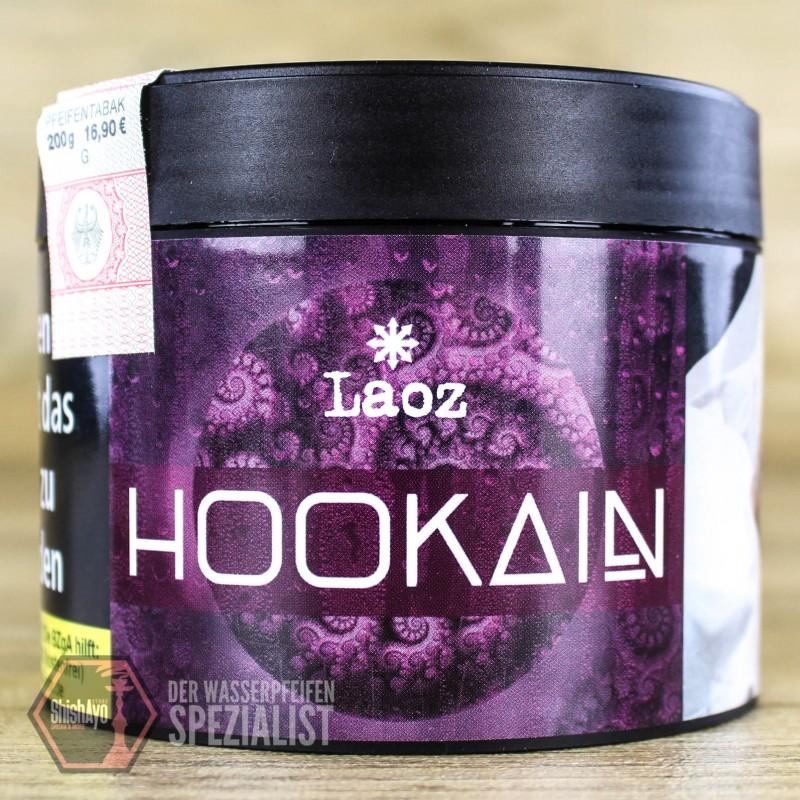 Hookain • Laoz 200 gr.