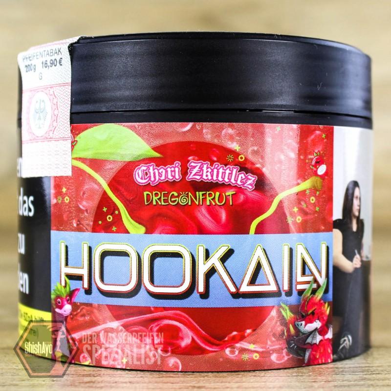 Hookain • Charry Zkittlez Dregonfrut 200 gr.