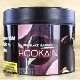 Hookain • Big Black Barries 200 gr.