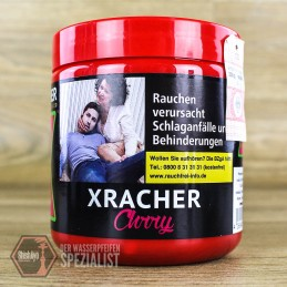 XRACHER - Xracher Tobacco- Chrry 200 gr.