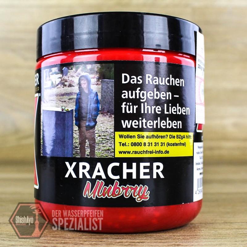 XRACHER - Xracher Tobacco- MlnBrry 200 gr.