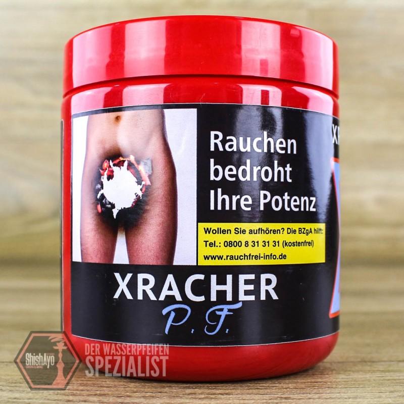 XRACHER • P. F. 200 gr.