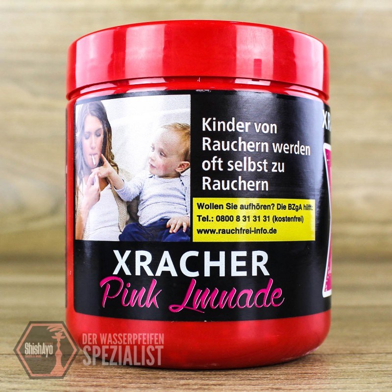 XRACHER • Pink Lmnade 200 gr.