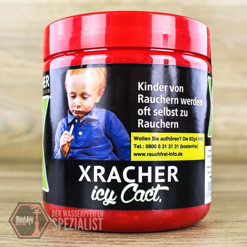 XRACHER - Xracher Tobacco- Icy Cact 200 gr.