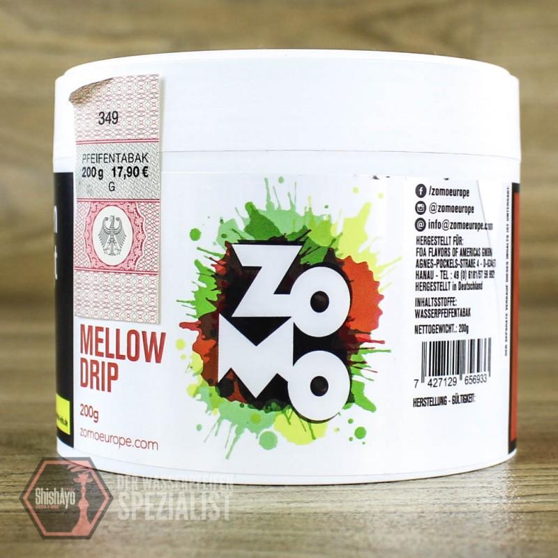 Zomo Tobacco • Mellow Drip 200gr.