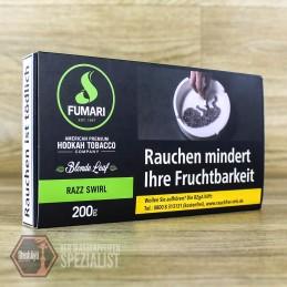 Fumari - Fumari- Razz Swirl 200gr.
