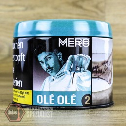 Mero Tobacco • No.2 Ole Ole 200gr.