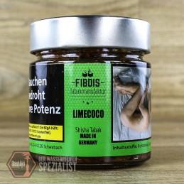 FIBDIS Tabakmanufaktur - Fibdis- Limecoco 150 gr.