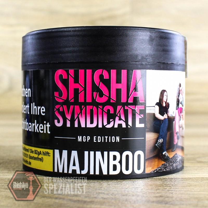 Shisha Syndicate • Majinboo 200gr.
