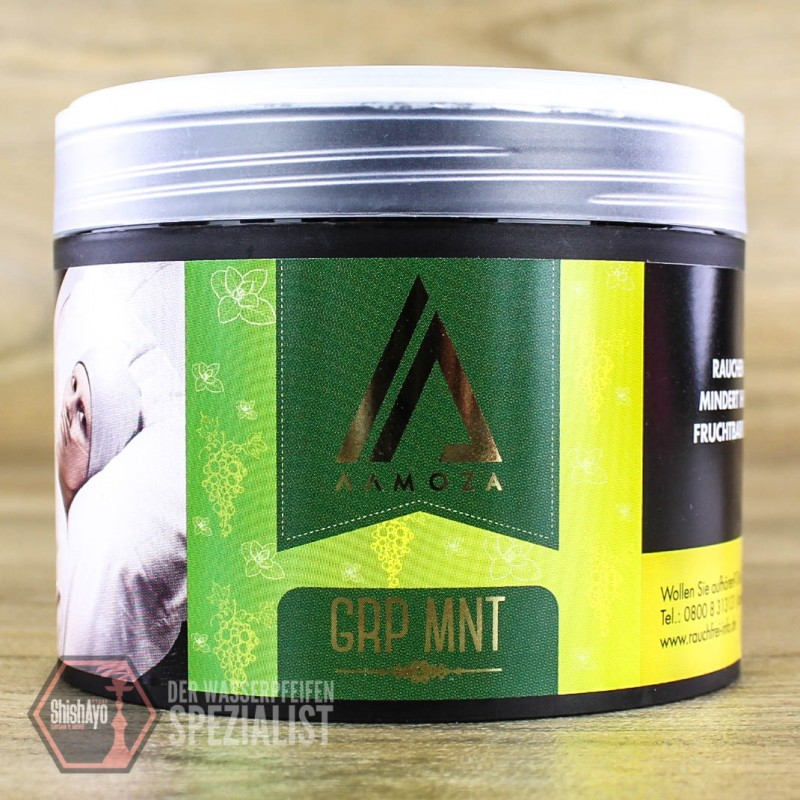 AAMOZA Tobacco • Grp MNT 200gr.