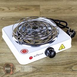 • ShiSTAR Kohleanzünder 1000 Watt ink. Gitter MEGA SALE!