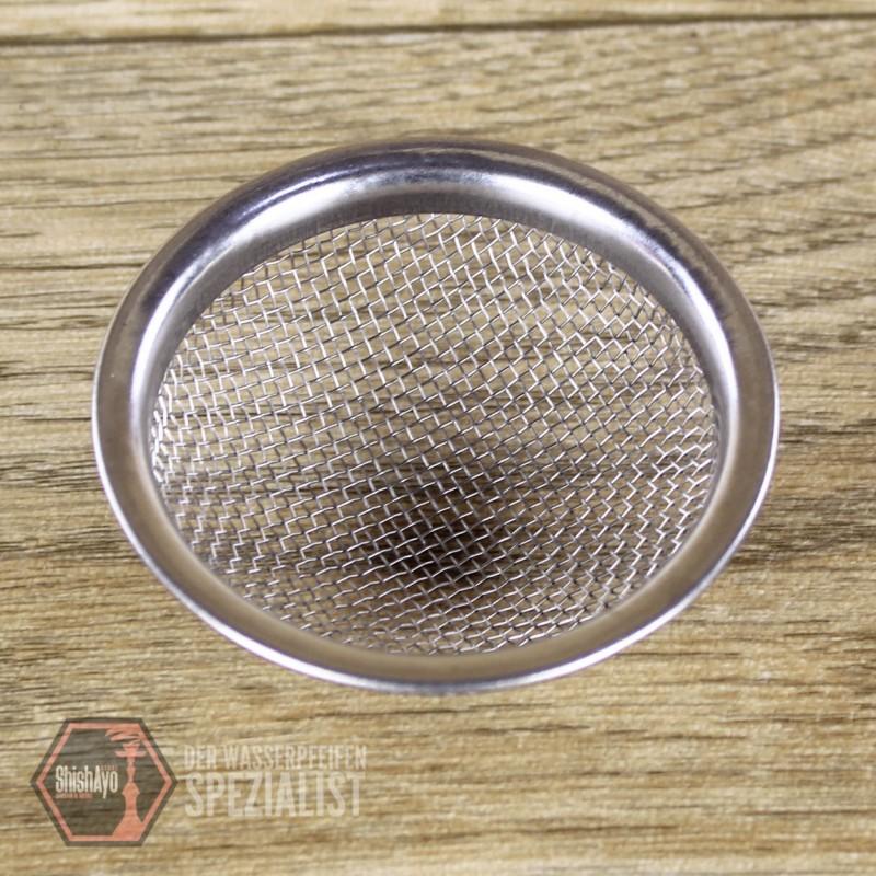 • Kopfsieb für Steinköpfe 6cm (Edelstahl)