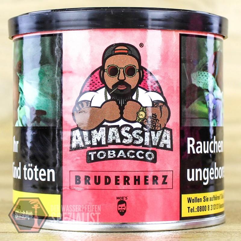 Almassiva Tobacco • Bruderherz 200 gr.