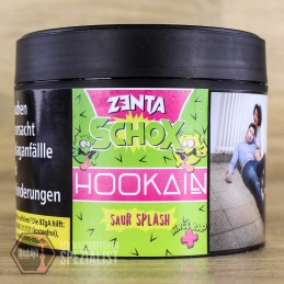 Hookain • Zenta Schox 200 gr.