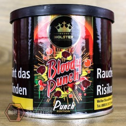 Holster Tobacco • Bloody Punch 200 gr.