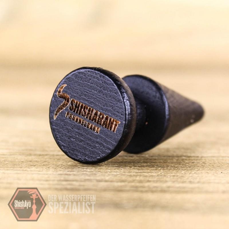 Shisharant • Phunnel Stopfen Schwarz
